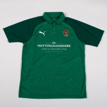 Notts County Training Polo Shirt - Kids