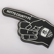 NCFC FOAM HAND                 ADULT FIT