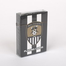 NCFC PLAYING CARDS